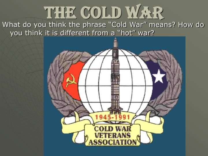 the cold war and u Find out more about the history of u-2 spy incident, including videos, interesting articles, pictures, historical features and more get all the facts on historycom.