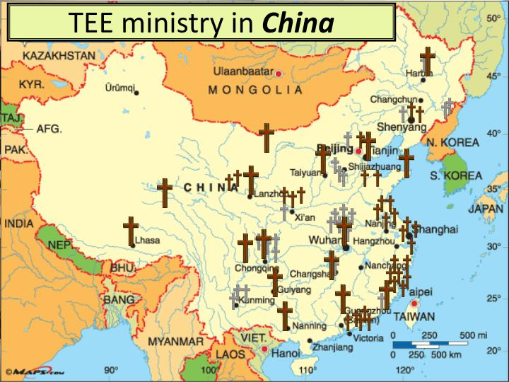 TEE ministry in