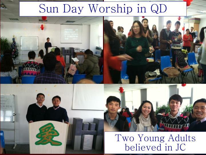 Sun Day Worship in QD