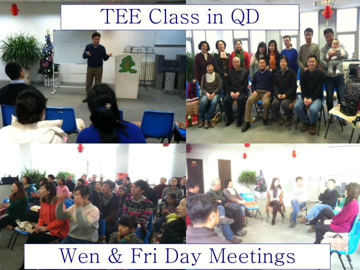 TEE Class in QD