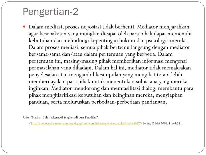 Pengertian-2
