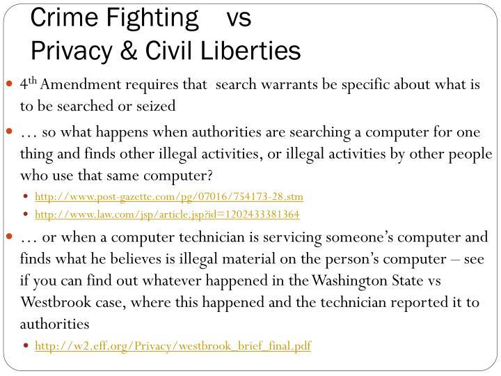 Crime Fighting    vs