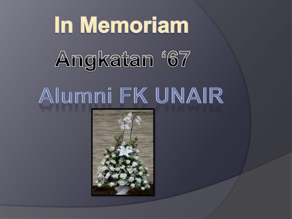 ppt in memoriam powerpoint presentation id 5393977