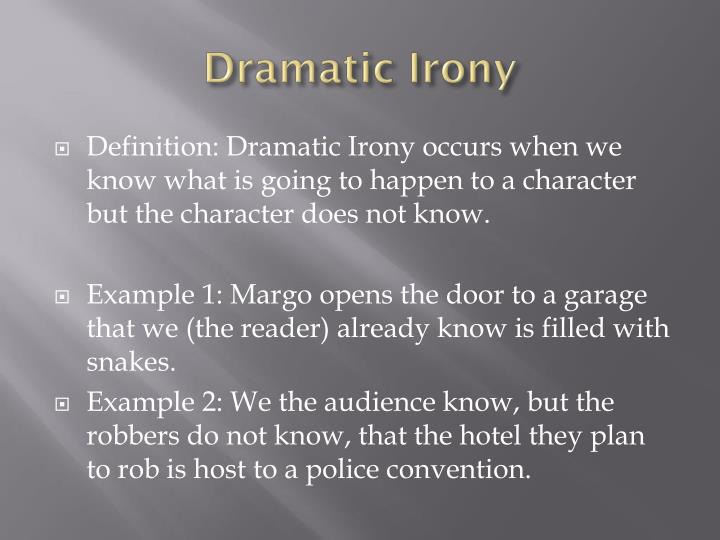 PPT - Irony and Ambiguity PowerPoint Presentation - ID:5394039