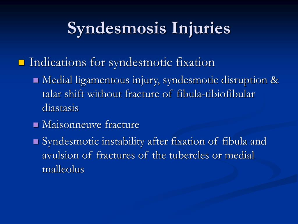 PPT - Pediatric and Adolescent Ankle Injuries-Part 2 PowerPoint