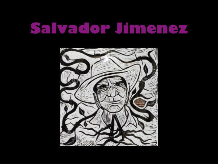 Salvador Jimenez