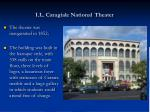 i l caragiale national theater