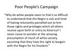 poor people s campaign
