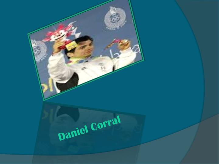 Daniel Corral