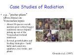 case studies of radiation3