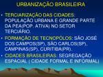 urbaniza o brasileira1