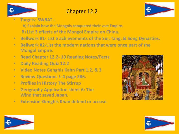 a history of how the mongol empire conquer many nations during their times The emergence of the mongols this has been done many times of the secret history betrays their were conquered and included in his empire.