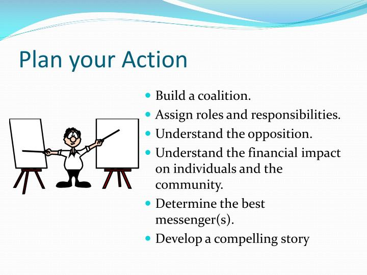 Plan your Action
