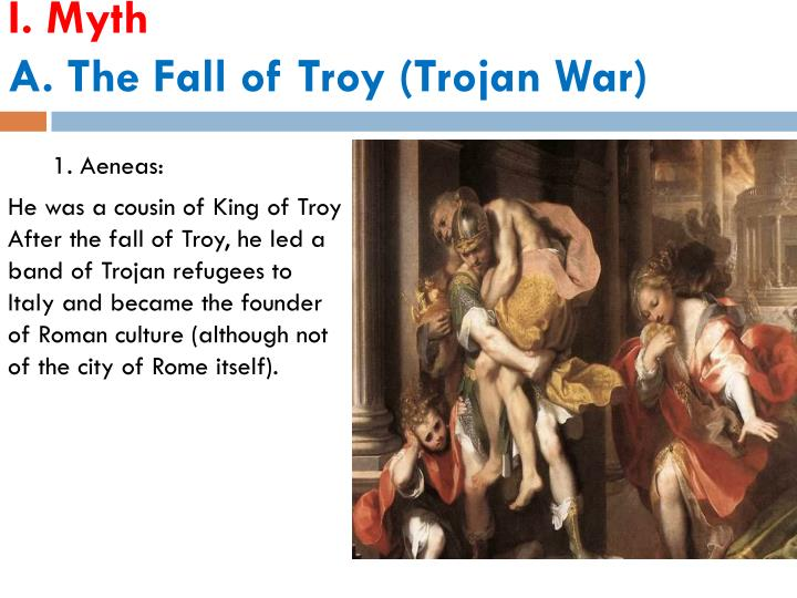 trojan war research paper