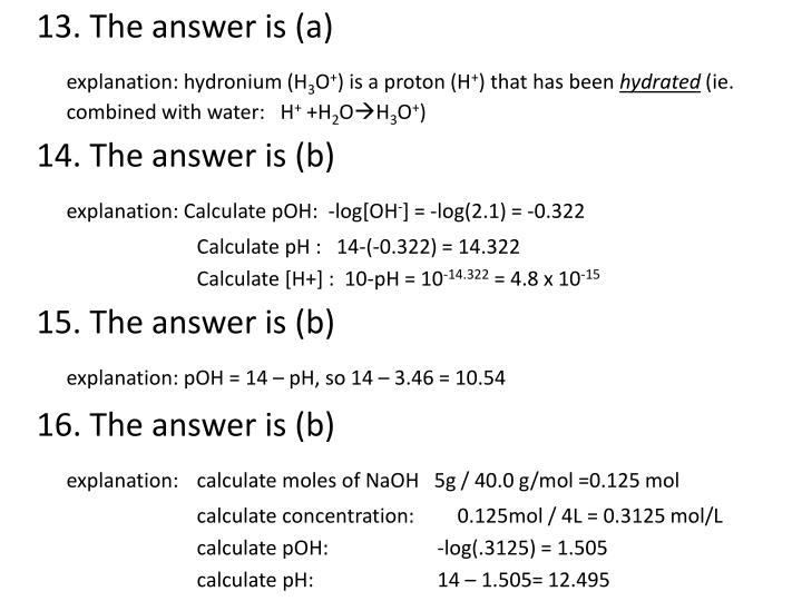 13. The answer is (a)