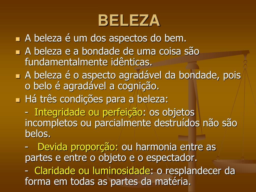 Tudo Que é Belo é De Deus E A Ele Agradeço Todas As: TOMÁS DE AQUINO (Séc. XIII D.C.) PowerPoint