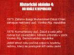 historick ok nko 4 od kr le k republice