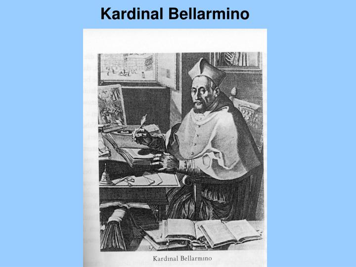Kardinal Bellarmino