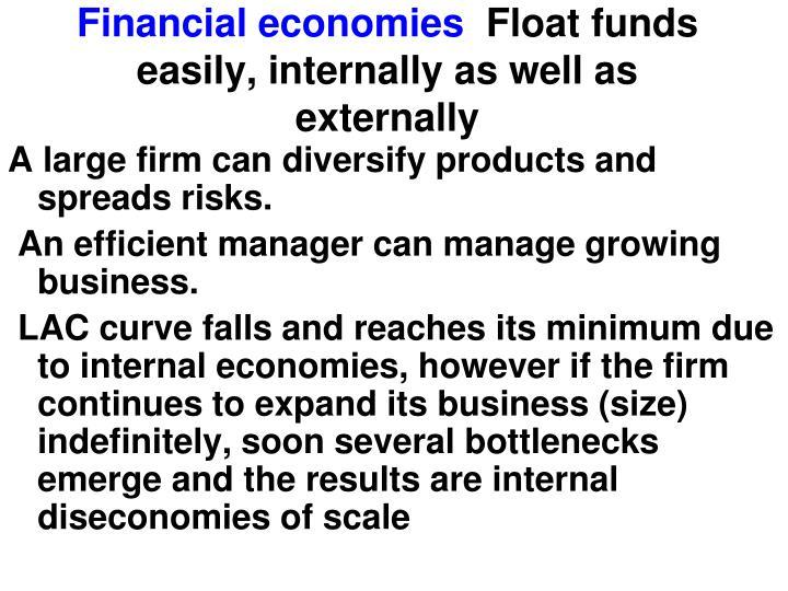 Financial economies