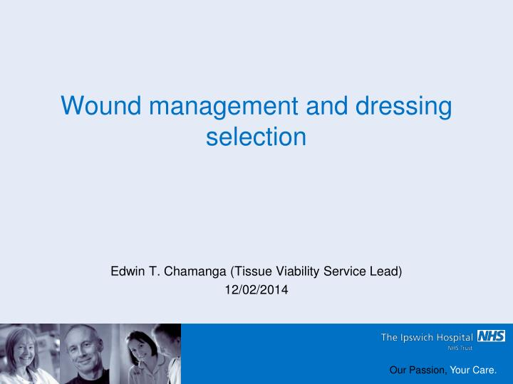 tissue viability presentation Tissue viability in radiography melanie stephens senior lecturer in adult nursing university of skin tears classification causes of skin breakdown risk factors prevention - powerpoint ppt presentation.