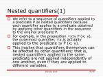 nested quantifiers 11