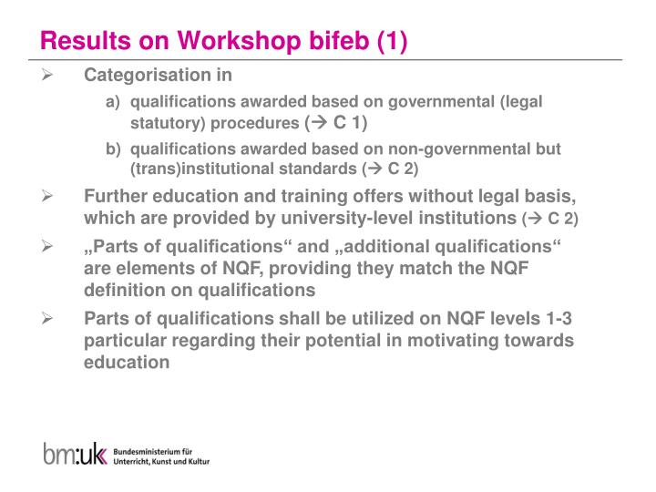 Results on Workshop bifeb (1)