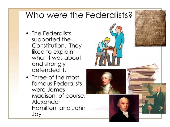 what did the federalist essays do The federalist essays by november 10, 2017 | term paper writers | no responses.