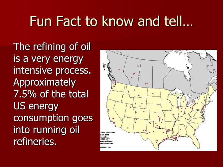 Fun Fact to know and tell…