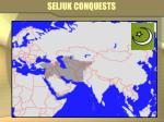 seljuk conquests