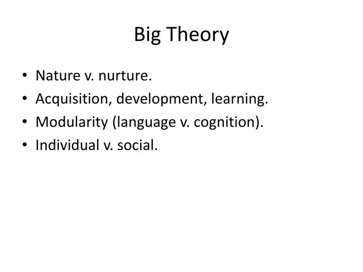 nature v nurture a sociological view Nature vs nurture issues, perspetives and debates in psychology michelle buckley nature refers to our innate potential that is influenced entirely by physiological and genetic factors nurture refers to the influence of the environment into .