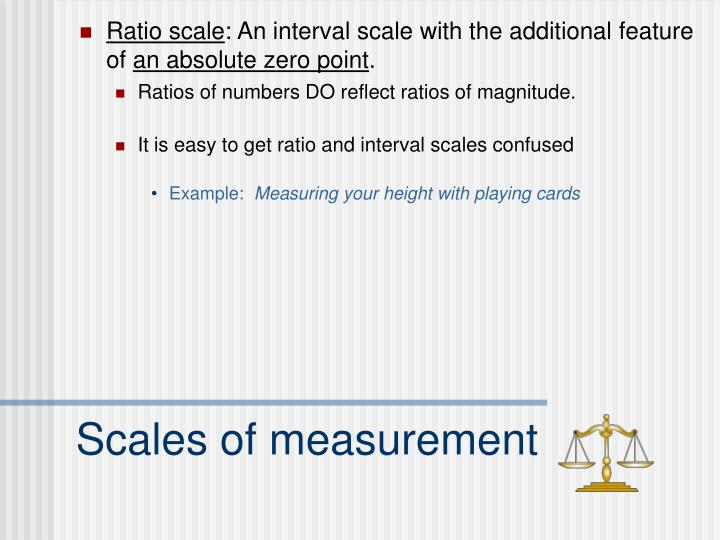 Ratios of numbers DO reflect ratios of magnitude.