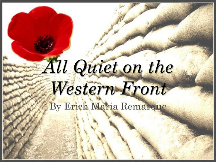 all quiet on the western front n.