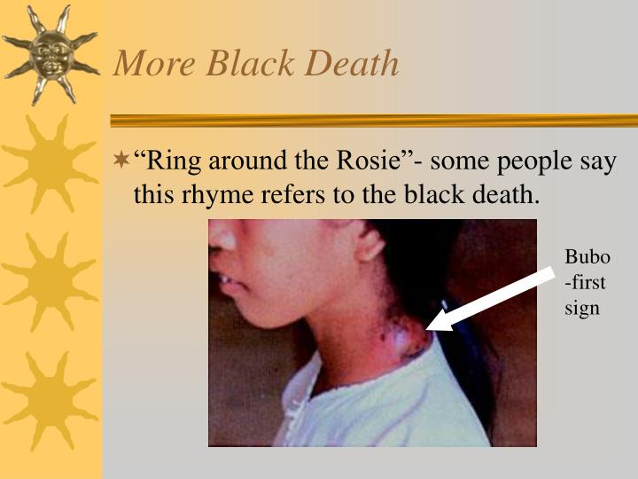 More Black Death