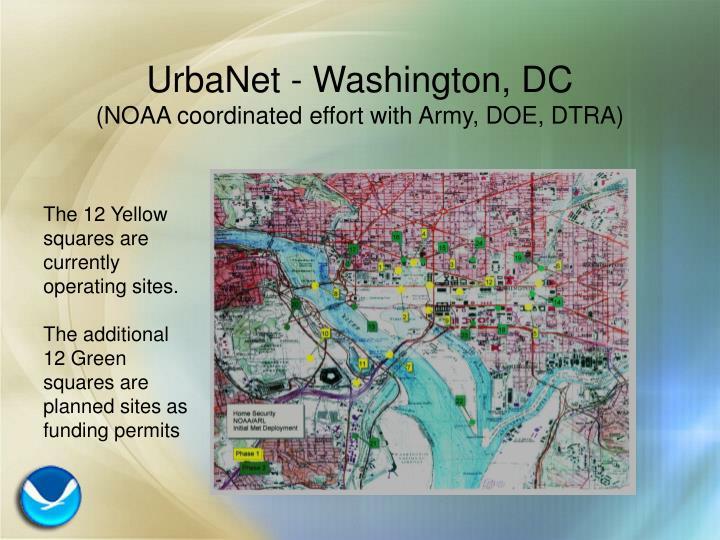 UrbaNet - Washington, DC