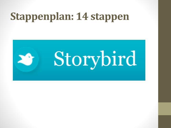 Stappenplan 14 stappen