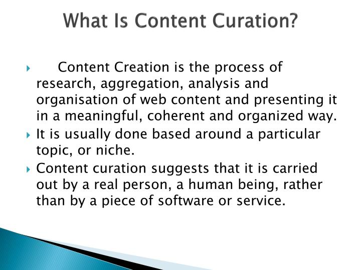 Ppt content curation blueprint powerpoint presentation id5410566 what is content curation malvernweather Image collections