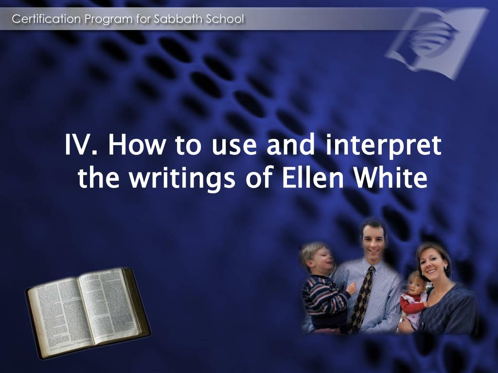 PPT - How to Interpret the Bible and the Spirit of Prophecy
