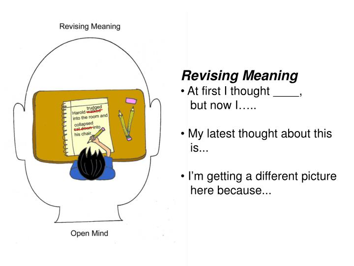 Revising Meaning