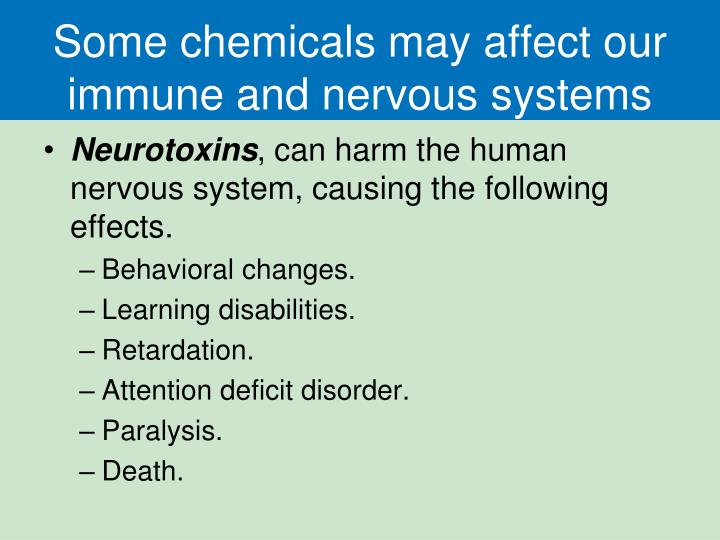 environmental hazards affecting immune system Molds are a natural part of the environment, but mold growth indoors is an immune system's response to people to mold particles and other hazards.