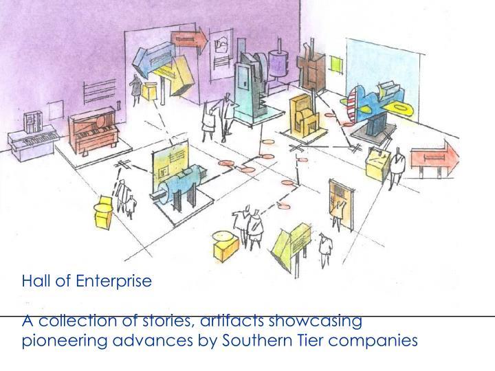 Hall of Enterprise