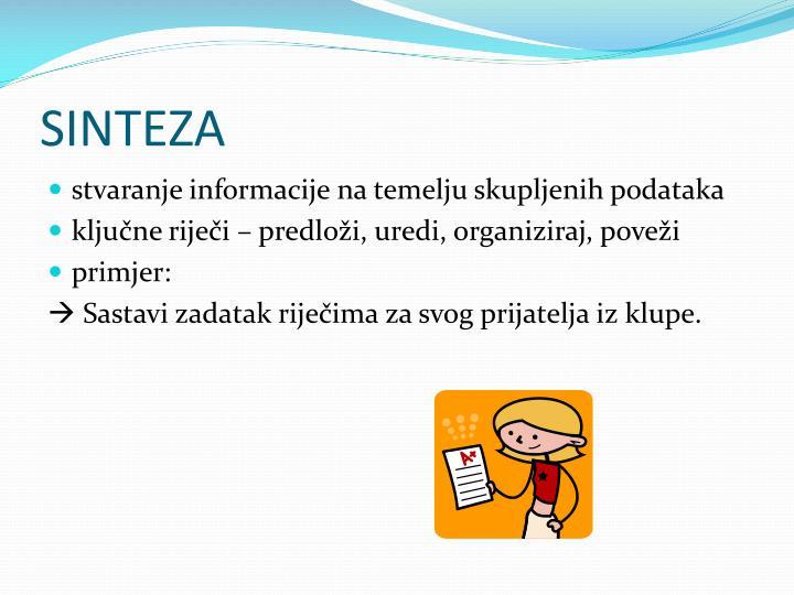 SINTEZA