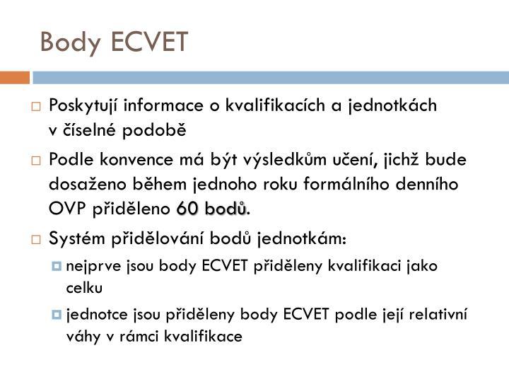 Body ECVET