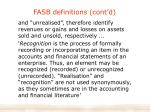 fasb definitions cont d1