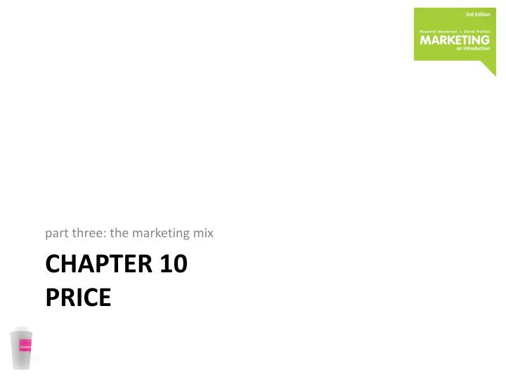 chapter 10 price n.