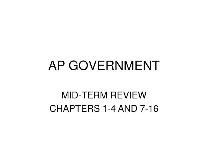 ap global midterm review Midterm exam review sheet: ap world history pictures and terms units that will be included: review of unit 1: islam first global civilization.
