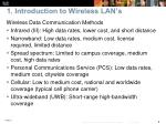 1 introduction to wireless lan s