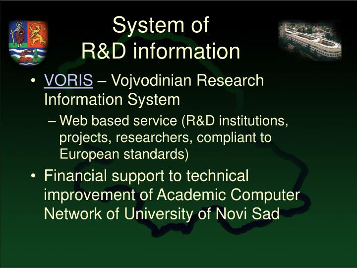 System of