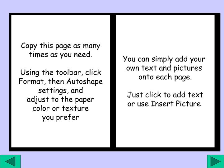 Copy this page as many