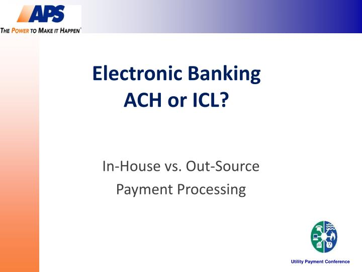 electronic banking ach or icl n.
