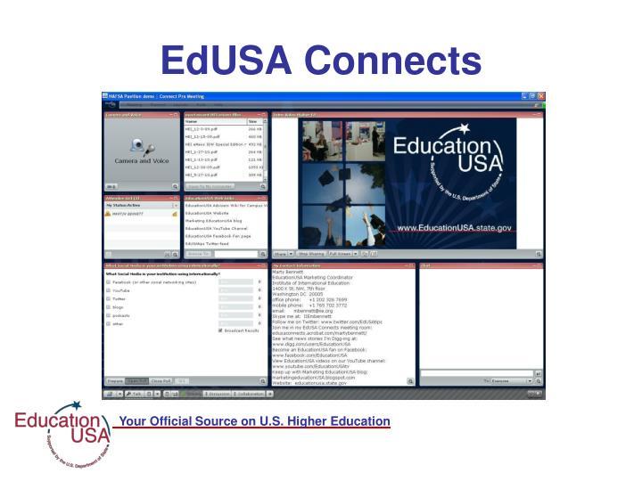 EdUSA Connects